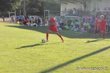 Le Vierzon FC (N3) s'incline contre le Romorantin (N2) lors de son premier match amical - Le Berry Républicain