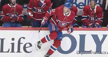 Drouin looking to recapture early-season form - Montreal - Global News