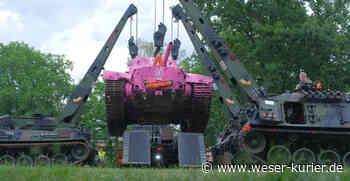 Bye-bye, Pink Panzer - WESER-KURIER