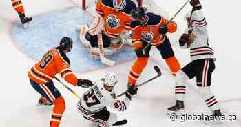 Edmonton Oilers hope to keep block party going in Game 3