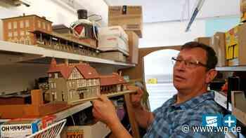 Eslohe bekommt dank 3D-Druckers eine Modelleisenbahnwelt - Westfalenpost