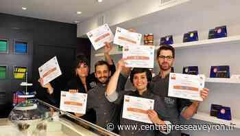 Rodez : une pluie de médailles pour Agnès et Pierre, chocolatiers - Centre Presse Aveyron