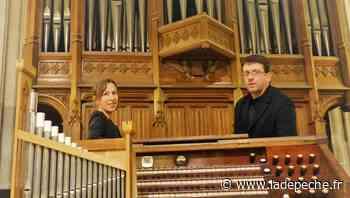 Rodez. Gaëlle Coulon et Mickaël Durand font chanter les orgues - LaDepeche.fr