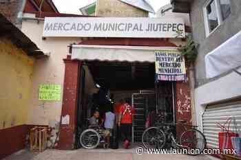 Rehabilitarán mercado municipal de Jiutepec - Unión de Morelos