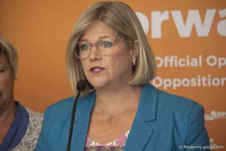 """Andrea Horwath – """"Horrified To Hear Doug Ford Dig in His Heels"""""""