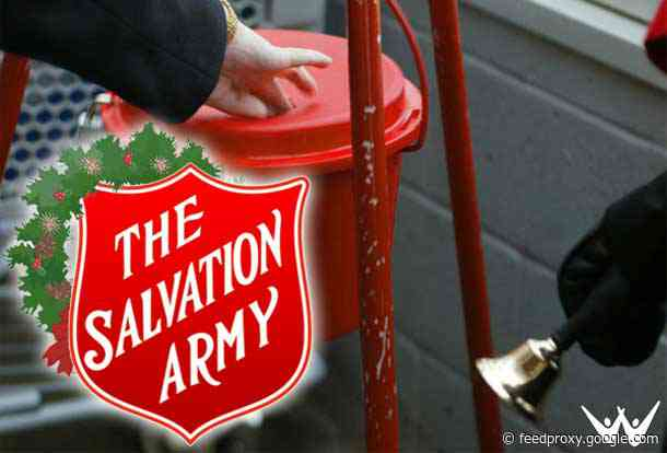 Gary V. Ferguson New Executive Director at Salvation Army