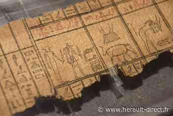 Lunel - L'Égypte au cœur des expositions du musée Médard ! Jusqu'au 26 septembre - HERAULT direct