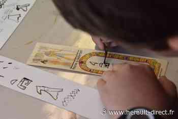 Lunel - Du papyrus à la photographie : l'Égypte en volumes et en images - HERAULT direct