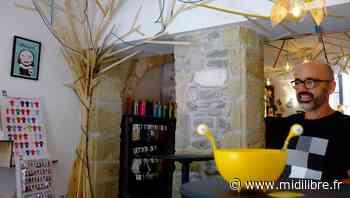 Lunel : désormais en ville, Coda débloque les codes de la décoration - Midi Libre