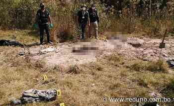 Sospechosos del asesinato a 5 personas en San Matías son enviados a la cárcel - Red Uno