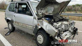 Incidenti a raffica, fra i quattro feriti una donna incinta e la figlia di 10 anni - LeccePrima