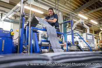 Von Waltershausen in die Welt | Wirtschaftsspiegel - WIRTSCHAFTSSPIEGEL Thüringen