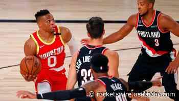Photo gallery: Houston Rockets vs. Portland Trail Blazers - Rockets Wire