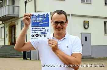 Kirchplatzfest in Filderstadt-Sielmingen - Eine Hocketse geht auf Tour durchs Dorf - Stuttgarter Nachrichten