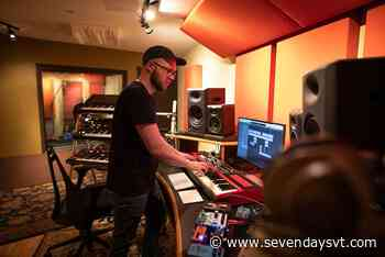 Composer and Producer Christopher Hawthorn Carves Out a Pop Niche - Seven Days