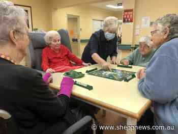 Shepparton aged care residents in strict lockdown - Shepparton News