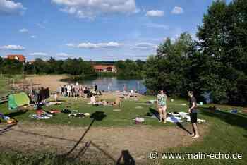Honisch Beach in Niedernberg: Sommer, Sonne, Strand und Ärger - Main-Echo