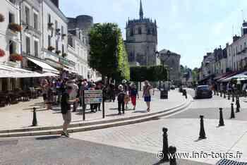 Après Tours, le port du masque obligatoire à Amboise - Info-tours.fr