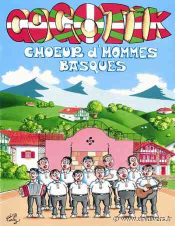 Choeurs Basques Gogotik mardi 11 août 2020 - Unidivers