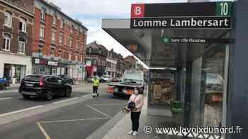 Avenue de Dunkerque, entre Lomme et Lambersart, c'est masque par ci, pas masque par là - La Voix du Nord