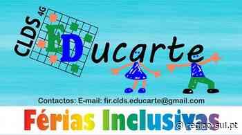 Projeto Educarte – CLDS 4G combate pobreza infantil em Tavira - Região Sul