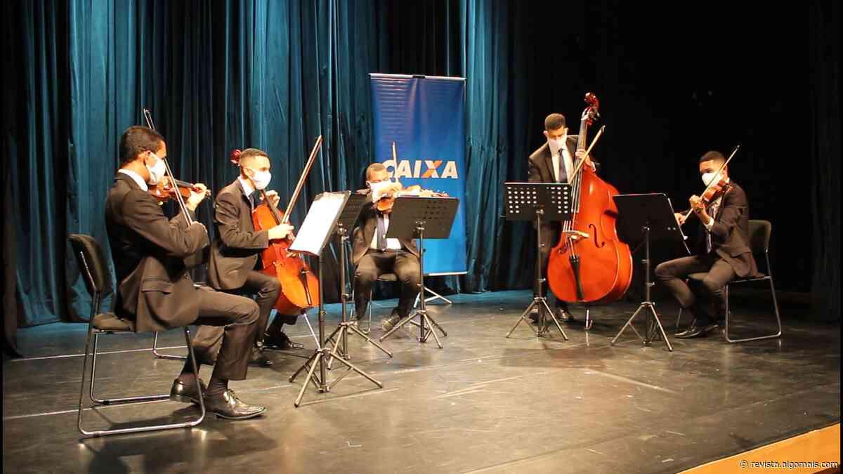 Quinteto de Cordas dos Meninos do Ipojuca apresenta recital online nesta quarta-feira - Revista Algomais