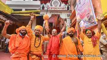 Ayodhya marks the twilight of the first Republic   Opinion - Hindustan Times
