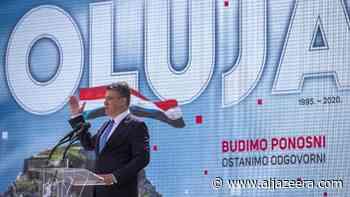 Croatia marks 25 years since war with tolerance message - Al Jazeera English