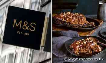 Marks and Spencer's latest Dine In for Two menu includes steaks and wine for just £12 - Daily Express