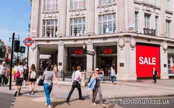 "July footfall marks a ""nervous return"" to the high street - FashionUnited UK"