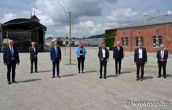 A94-Konferenz mit der bayerischen Verkehrsministerin - Simbach am Inn - Passauer Neue Presse