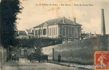 Visite déambulation contée – Les écoles de Gonesse Cour de Coulanges Gonesse - Unidivers