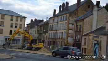 Les chantiers retardés vont pouvoir démarrer à Sedan - L'Ardennais