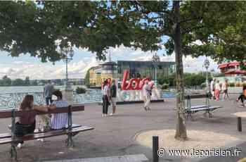 Enghien-les-Bains : port du masque en extérieur obligatoire dès mercredi - Le Parisien