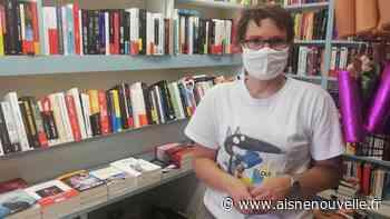 À Chauny, la librairie Le Dormeur du Val se réveille doucement - L'Aisne Nouvelle