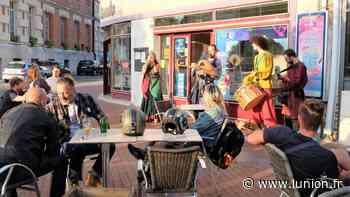 Animations musicales gratuites pour les soirées en terrasse à Chauny - L'Union