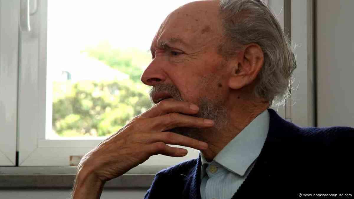 Espinho recebe mostra de Nadir Afonso com inéditos da sua produção final - Notícias ao Minuto