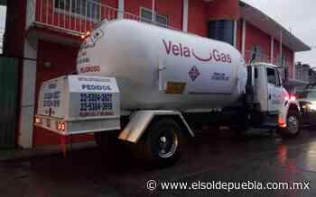 Aseguran dos pipas de gas LP en San Matías Tlalancaleca - El Sol de Puebla