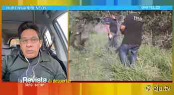 Felcc maneja varias hipótesis del asesinato de tres hombres en San Matías - eju.tv