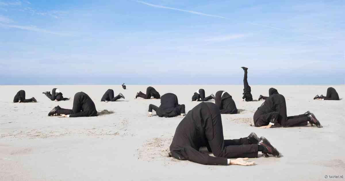 Corona-Test-Psychologie: Warum wir uns lieber tot stellen - kurier.at