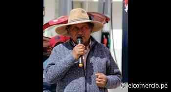 Cusco: fallece alcalde distrital de Pallpata a causa del COVID-19 - El Comercio Perú