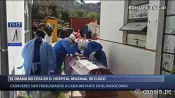 Cusco: Familiares de pacientes COVID-19 denunciaron que no les dan información actualizada - Canal N
