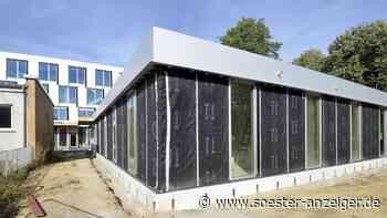 Bau von neuer Zulassungsstelle des Kreises Soest voll im Zeitplan - Soester Anzeiger