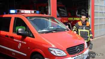 Feuerwehr Vellmar: Rettungskräfte erhalten Beschwerden über zu lautes Martinshorn - HNA.de