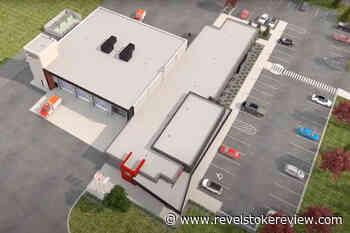 New North Okanagan fire hall breaks ground – Revelstoke Review - Revelstoke Review