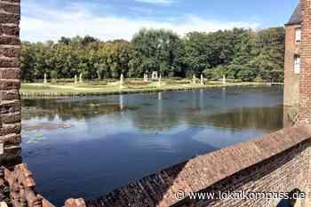 Die Pforten in Isselburg sind wieder geöffnet: Ein Besuch im Park der Burg - Lokalkompass.de