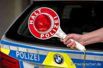 Lichtenau: +++ Mit Klein-Lkw unterwegs - zu viel geladen und ohne Führerschein +++ - Fränkischer.de