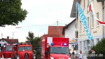 Neuer Gerätewagen Logistik für Schwabsoiens Feuerwehr - Kreisbote