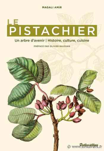 Le pistachier, un arbre d'avenir (Conférence) Maison de la biodiversité Manosque - Unidivers