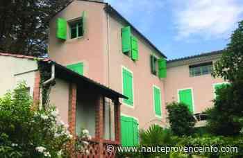 Manosque : à la découverte du Paraïs... la maison de Jean Giono - Haute Provence Info - Haute-Provence Info